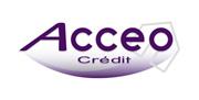 ACCEO Crédit Logo